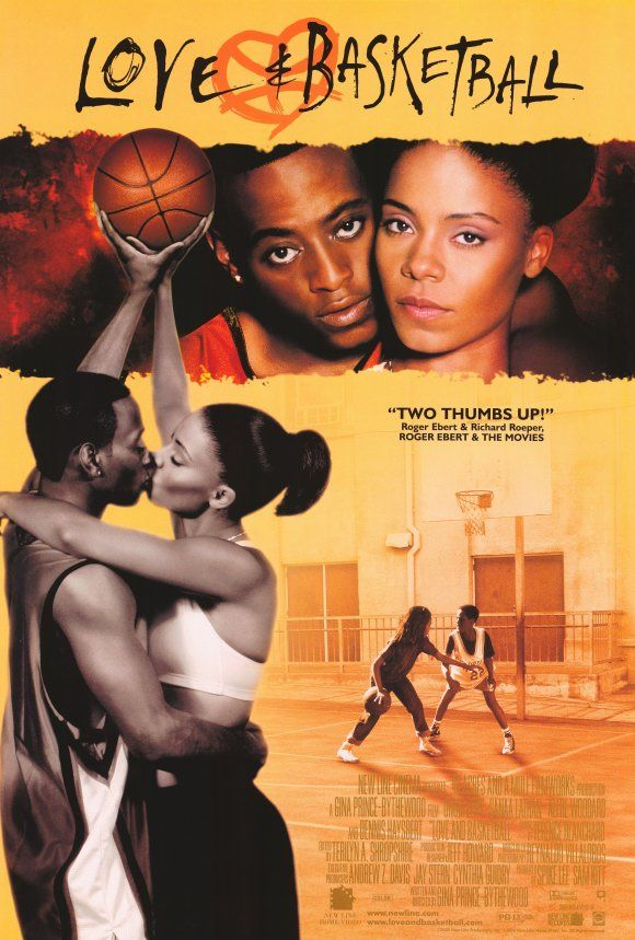 Love & Basketball...Teenage Sleepover Movie