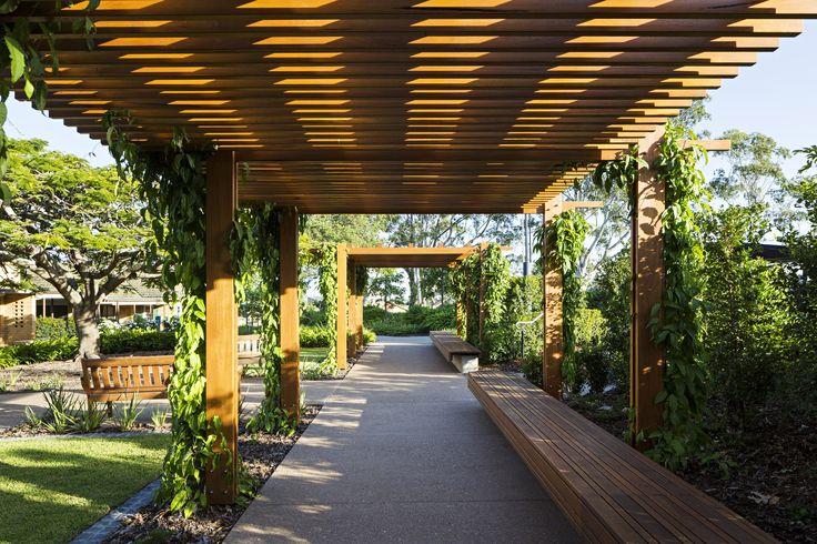 Community Court and St Francis Garden   Brisbane   Landscape Architecture: Conrad Gargett   Photography: Christopher Frederick Jones