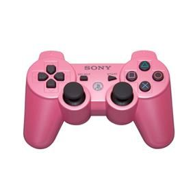 PlayStation 3 Dualshock 3 Wireless Controller (Candy Pink) - http://www.2013trends.net/store/playstation-3-dualshock-3-wireless-controller-candy-pink/