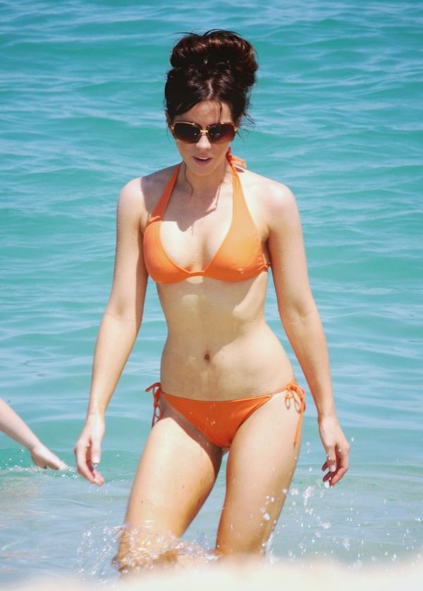 Jolie bikini and weight and pictures