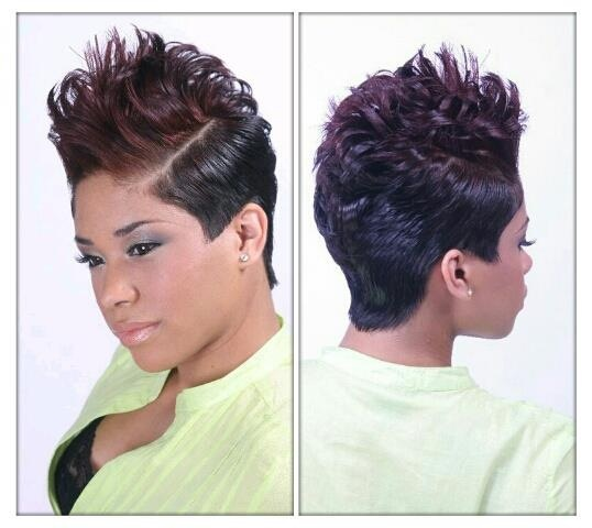 579 best short hair styles for the big chop images on pinterest easy do it yourself hairstyle solutioingenieria Gallery