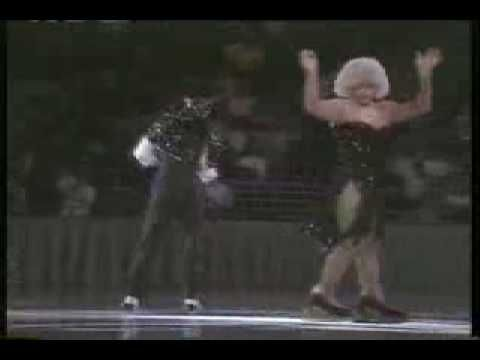 Brasseur and Eisler - Patricia the Stripper 1994...the funniest pairs skating I have ever watched