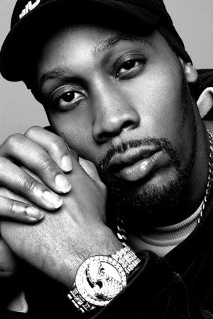 RZA. This guy revolutionised the Hip Hop industry, marketing the Wu-Tang Clan's members and brokering solo albums for each of them.