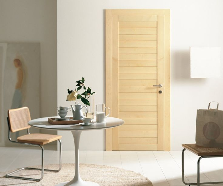 Solid Maple Interior Doors Will Add Light And Elegance To Your Home