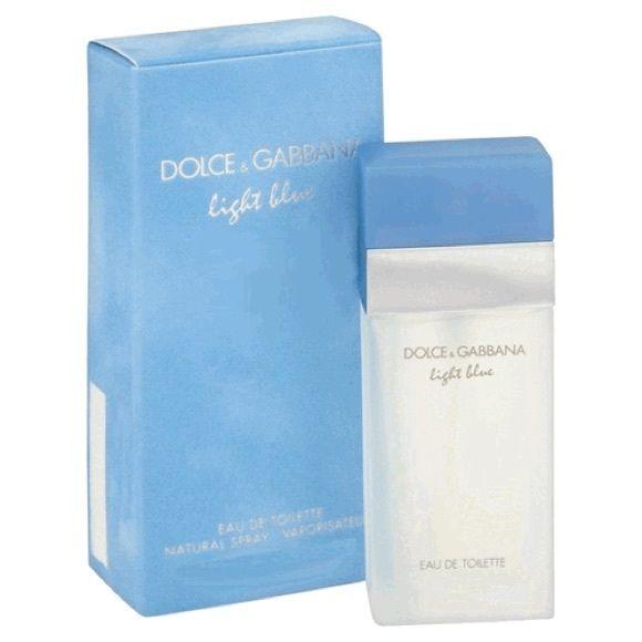 Dolce Gabbana Light Blue Blue Perfume Light Blue Perfume Best Perfume