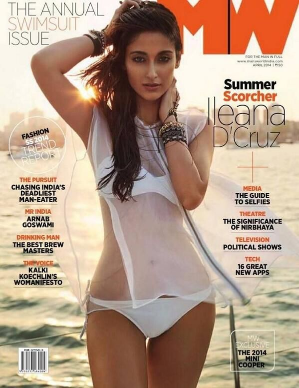 932137391e5 Summer Scorcher  Ileana D Cruz covers MW magazine