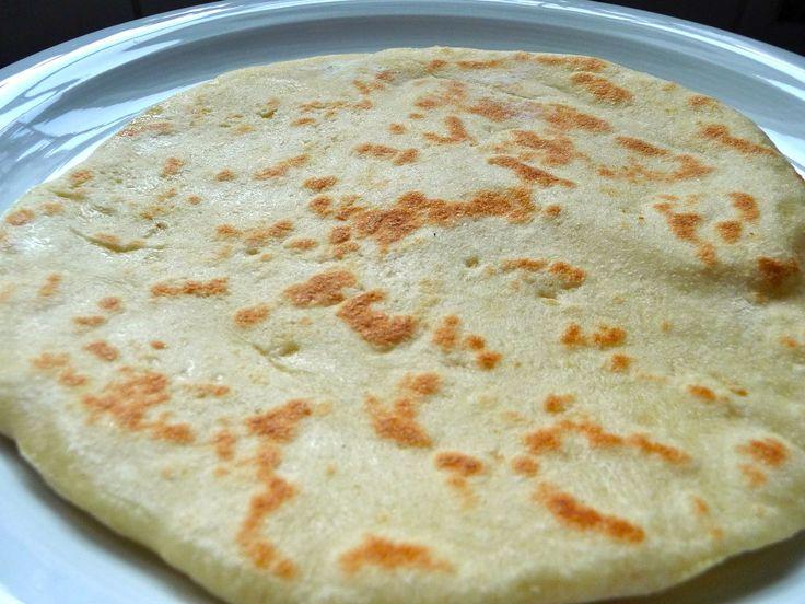 Schnelles Brot aus der Pfanne