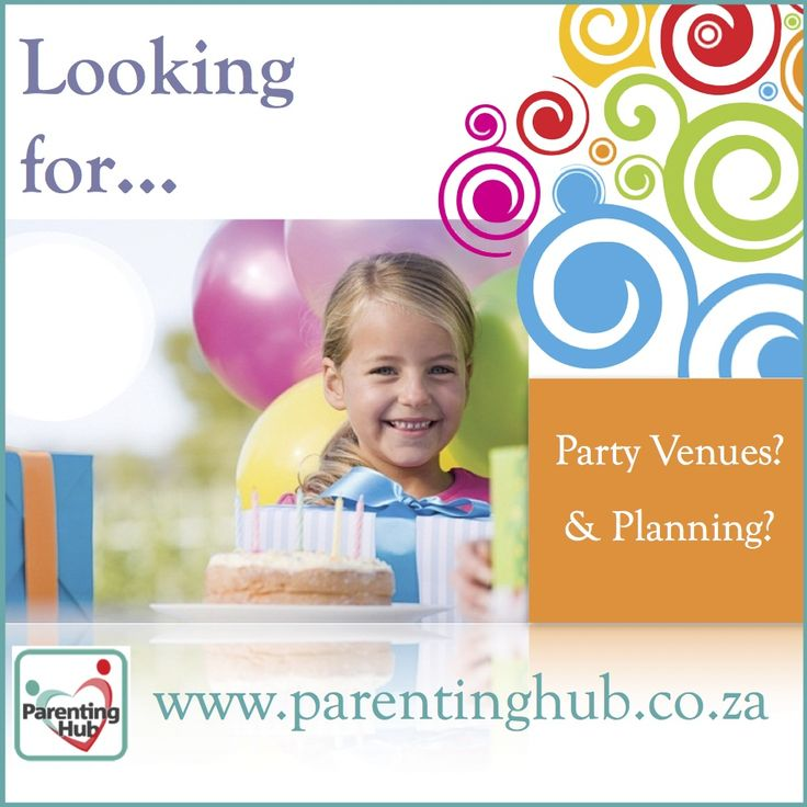 To view our listing in this category click here http://parentinghub.co.za/directory/categories