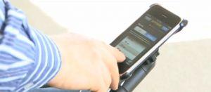 Τεχνολογία iPortal: Κάθισμα ελεγχόμενο από iPhone ή iPad [video]   Περιοδικό Αυτονομία - Disabled.GR