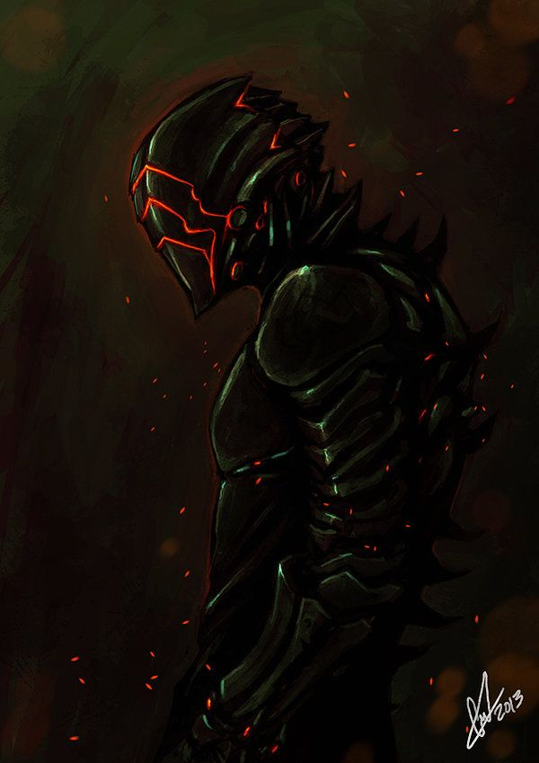 Stalker by RedSkittlez-DA.deviantart.com on @deviantART