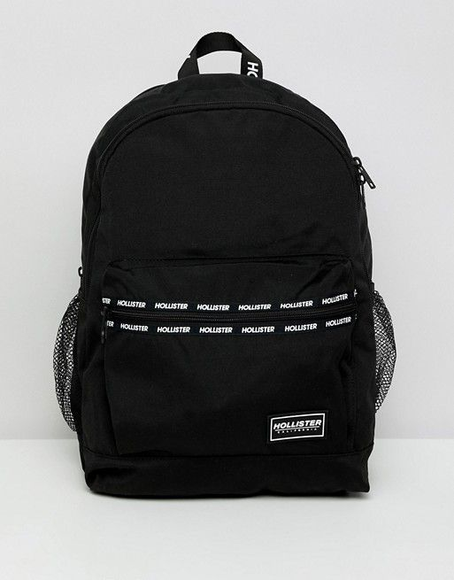 Hollister backpack  acb5bb770998a