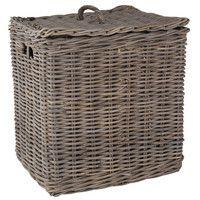 Bali Kubu Oblong Laundry Basket