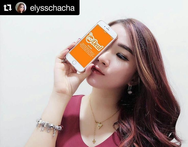 [Say goodbye to Membercard] @elysschacha uses GoDeal if you are kind of person that bringing a lot of membercards while hanging out I guess you will find GoDeal is more convinience ever you can get your promotion before your trip and you can easily claim your discount by showing your coupon inside your phone. Ms. Elyss pake GoDeal jika anda juga tipe yg suka bawa byk kartu member wkt jalan2 kini anda pasti merasa lbh nyaman pake GoDeal anda bsa liat promosi2 sblm keluar dari rumah dan dg…