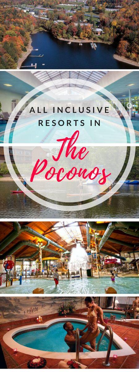 Pocono Mountain Resorts With