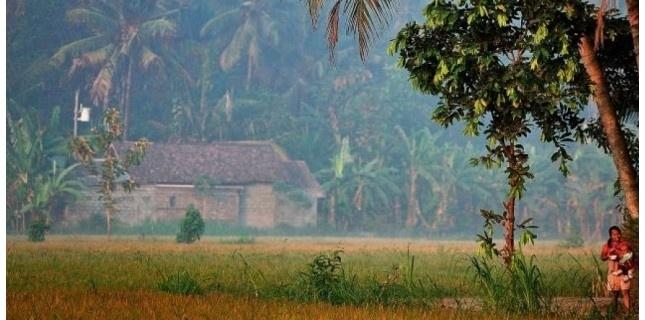 Java, Indonésie terres sacrées