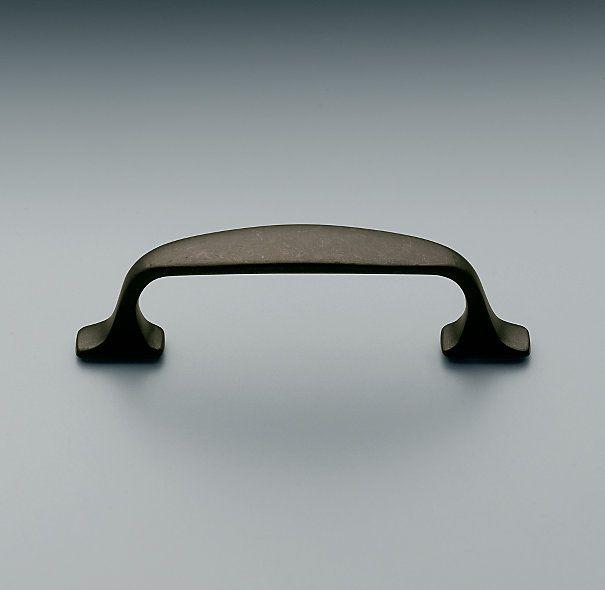 bistro pull from rh kitchen cabinets - Restoration Hardware Kitchen Cabinet Pulls