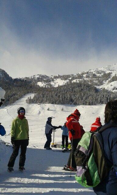 Torgnon, Snow, neve , sci
