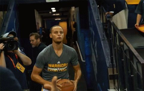 Dime Magazine (dimemag.com) : Daily NBA News, NBA Trades, NBA Rumors, Basketball Videos, Sneakers » Blog Archive Watch Steph Curry Hit A Shot From The Tunnel In Slow-Mo
