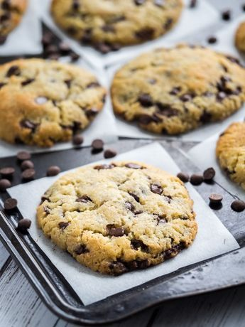 Keto Chocolate Chip Cookies Recipe Weight Loss Pinterest