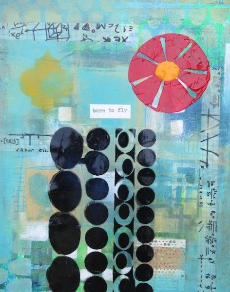 Printmaking and Surface Design for Collage Online Event With Mary ...
