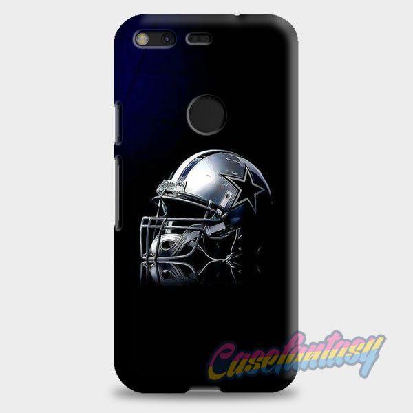 Dallas Cowboys Helmet American Football Google Pixel Case | casefantasy