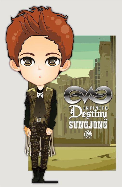 Lee Sungjong - DESTINY