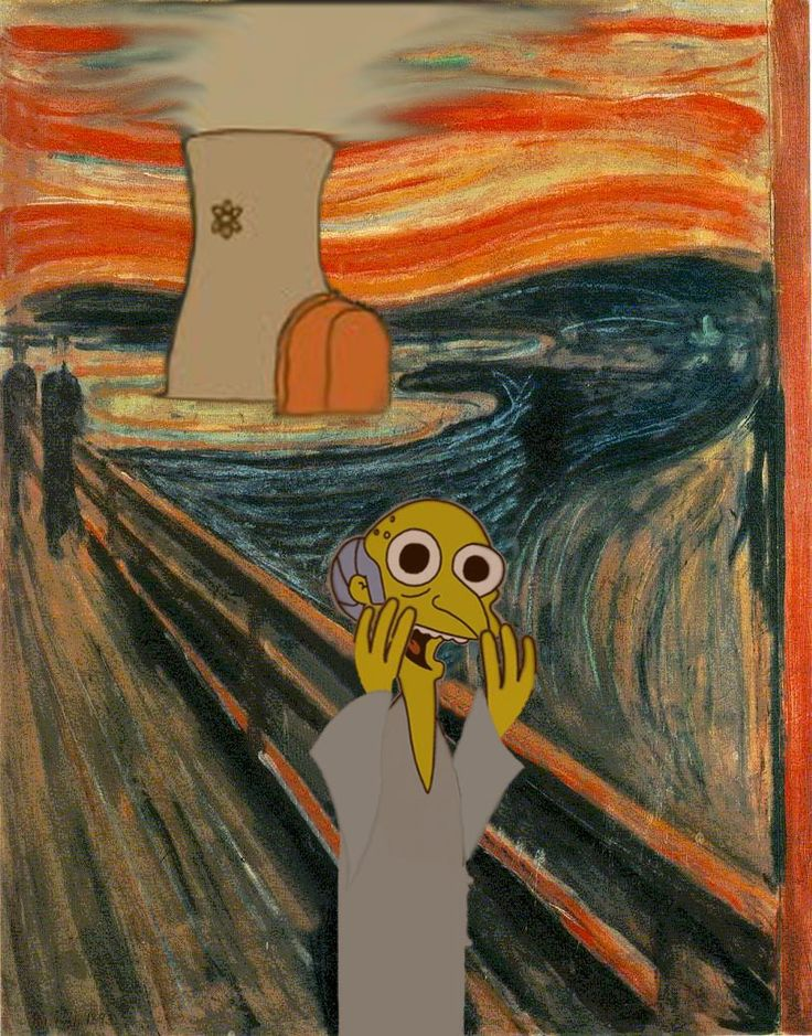 What Art Movement Was The Scream Painted In
