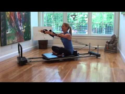 I have this machine and love it. now i need to sell my older machine. Tone your Arms with Marjolein
