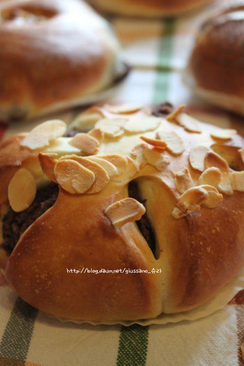 포근한~빵에 싸인 달콤함 팥... 팥 빵! – 레시피 | Daum 요리