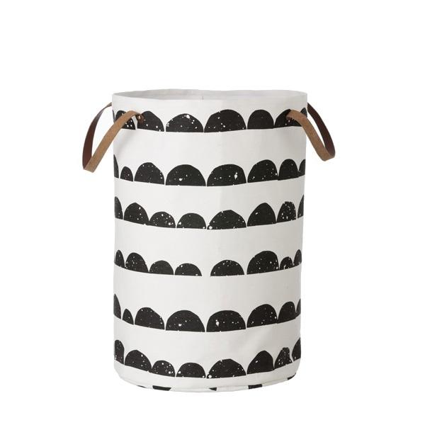 Half Moon Laundry Basket by ferm living