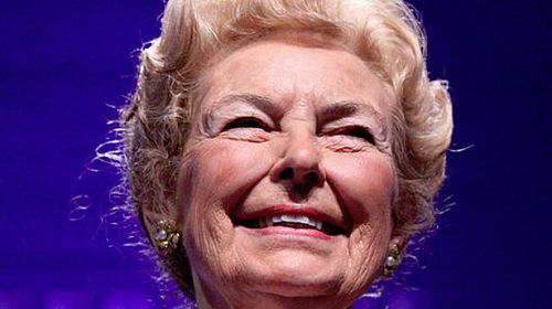 Phyllis Schlafly: Women Can Avoid Rape By Focusing On Marriage, Not Career. Republicans roll her out now and then to speak on Women. SHUT UP, Phyllis!
