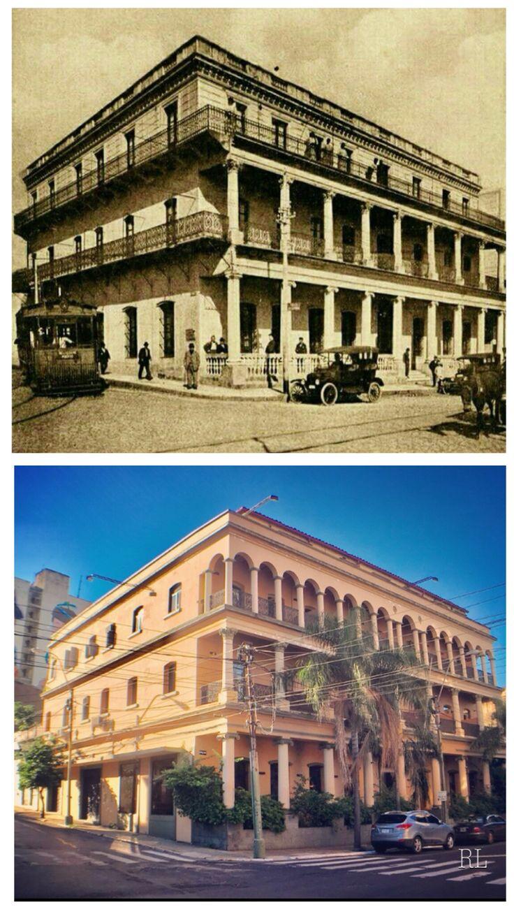 Colón y Estrella de Asunción-Paraguay
