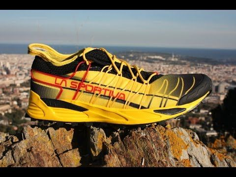 #LaSportiva #mutant #review from #TrailRunningReview