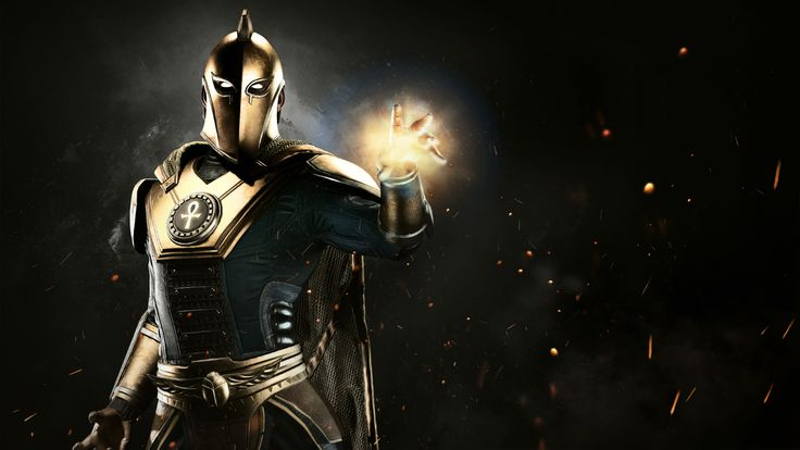 Doctor Fate 4k Dr Fate Hd 4k Wallpapers Doctor Fate Wallpapers Hd 4k Doctor Fate Wallpapers Injustice 2 Injustice 2 Game Dc Injustice