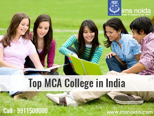 Looking forward the Top MCA College In India with the greatest record of the placements, top IT Companies are the regular recruiters such as Wipro, TCS, Infosys etc., various facilities like hostel and Wi-Fi and providing valuable IT knowledge.  Get More Detail Visit Website: http://imsnoida.com/top-mca-college-in-delhi-ncr/