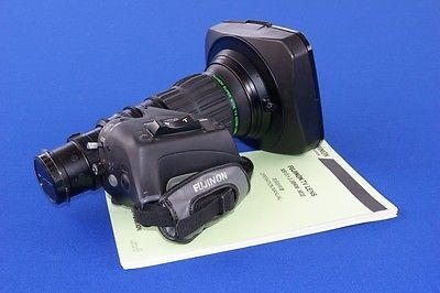 """Fujinon DigiPower XS13x3.3BRM 1/2"""" HD Super Wide Angle lens for PDW/PMW EX3/300"""