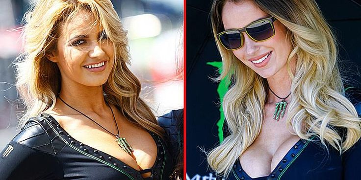 Gadis Seksi MotoGP Le Mans 2014 - Kompas.com Otomotif