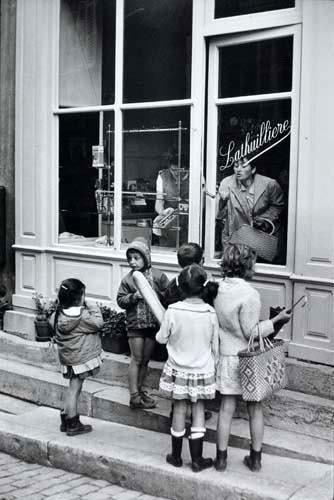 The Bakery 1968 | Henri Cartier-Bresson