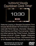 VJWorld Visuals: Countdown Clock Timer [DVD], 24137232