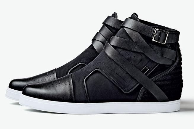 Adidas SLVR Fashion Mid Strap Blk