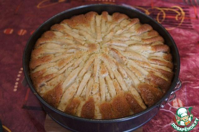 Корнуэльский яблочный пирог ингредиенты