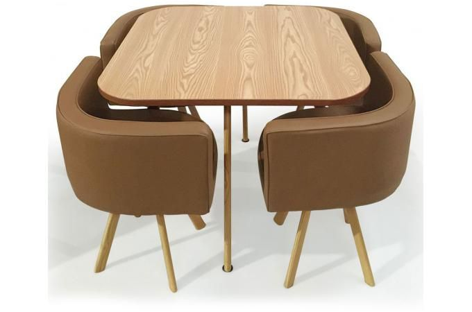 8 Genial Table Avec Chaise Encastrable Gallery