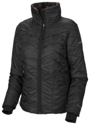 Columbia Kaleidaslope 2 Jacket Avai. sports authority/columbia $120 in metal or black