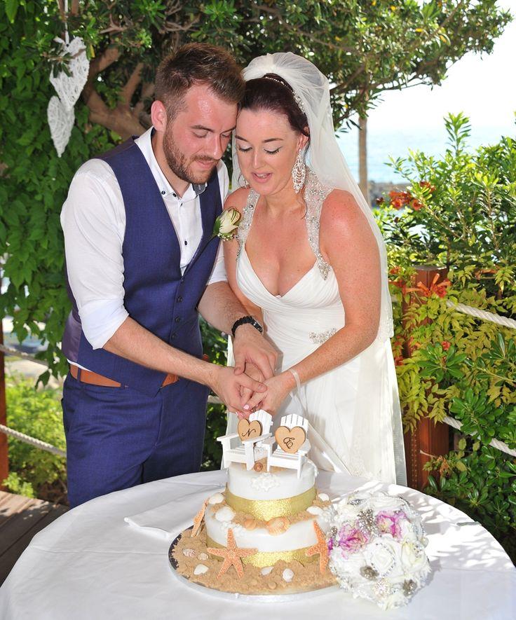 15 best wedding cakes by cyprus dream weddings images on pinterest having a wedding by the beach then why not a beach theme wedding cake beach themestheme ideascyprusthe junglespirit Choice Image