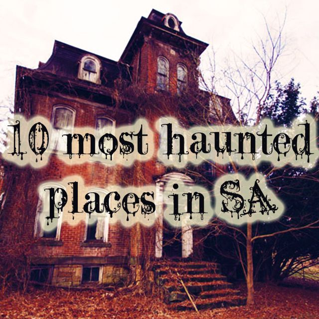 It's the #spookiest #month of the year! We have put together a list of the 10 #scariest and most #haunted places in #SouthAfrica.   Read the article here or visit our website for more information, link in bio.