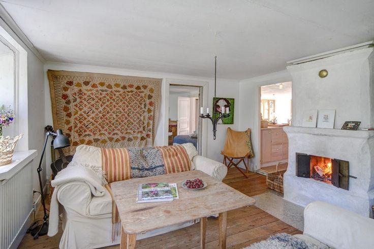 Hus på landet med bohemisk charm. Se alla bilder på Bohemianhome.se