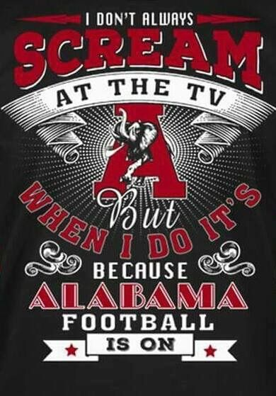 Alabama Crimson Tide                                                                                                                                                                                 More