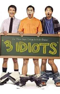 3 Ahmak – 3 Idiots 2009 Türkçe Dublaj izle