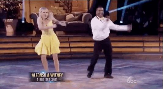 """Alfonso Ribeiro Finally Did """"The Carlton"""" On """"DWTS"""" And It Was Glorious. THIS IS AWESOME"""