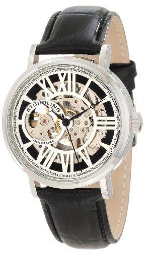 Reloj Stuhrling Original Clásico de acero inoxidable Automático 168S.33151 | Antes: $1,515,000.00, HOY: $456,000.00